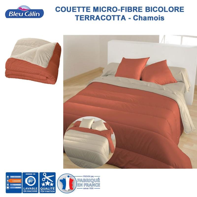 Couettes imprim es - Couette microfibre bicolore ...