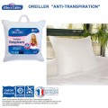 Oreiller Anti-transpiration - 60 x 60 cm