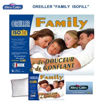 Oreiller douceur Family IsoFill