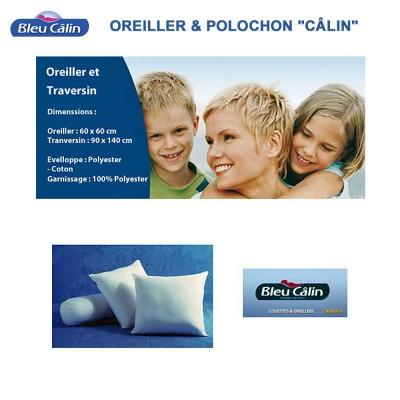 Oreiller et Polochon Câline
