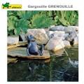 Gargouille bassin extérieur Grenouille - 20.5 cm