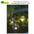Eclairage LED avec transforamateur MultiBright Float 3 - LED