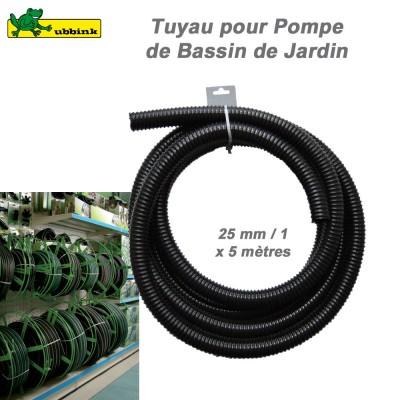 Tuyaux, 5 m mesures standard, préemballées - 25 mm