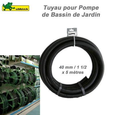 Tuyaux, 5 m mesures standard, préemballées - 40 mm