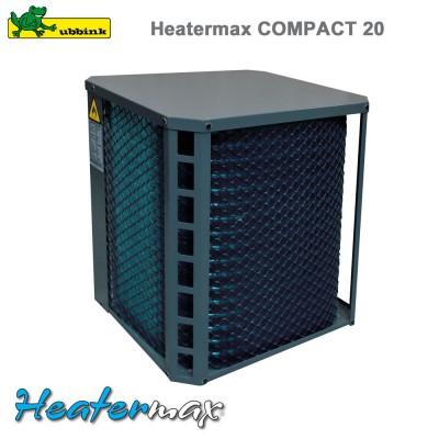 Pompe à chaleur piscine Heatermax Compact 20