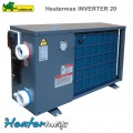 Pompe à chaleur piscine Heatermax Inverter 20
