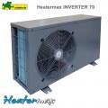 Pompe à chaleur piscine Heatermax Inverter 70