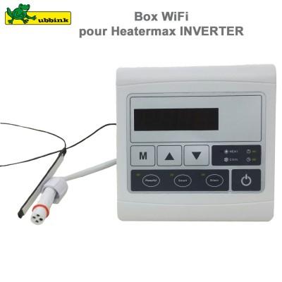 Box WiFi pour pompe à chaleur Heatermax Inverter