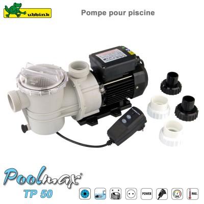 Pompe de piscine Poolmax TP50 Ubbink