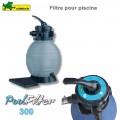 Filtre à sable pour piscine Poolfilter 300