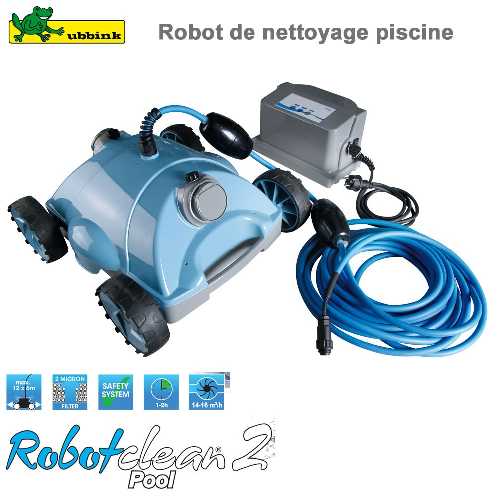 aspirateur robot pour piscine robotclean 2. Black Bedroom Furniture Sets. Home Design Ideas