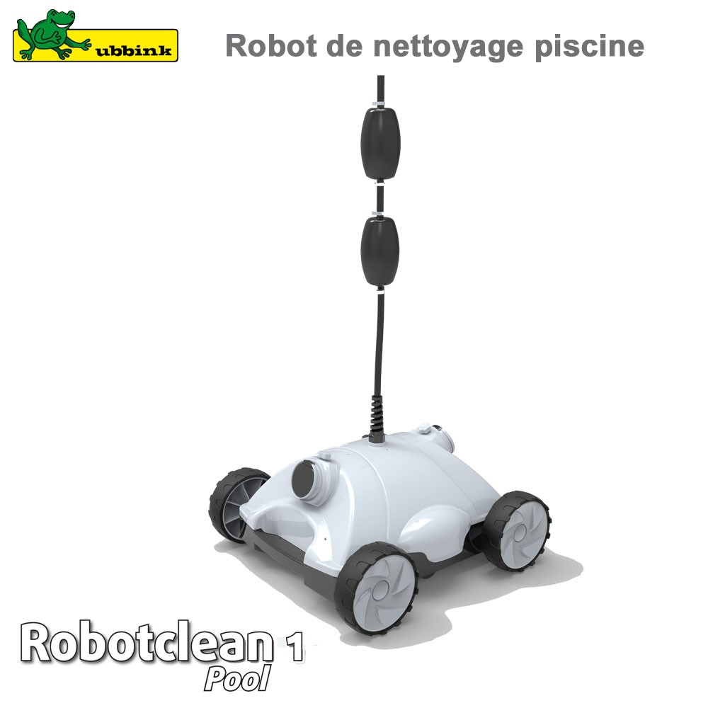 Aspirateur Robot pour piscine Robotclean 1