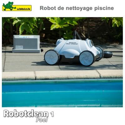 Aspirateur nettoyeur pour piscine Robotclean 1