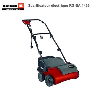 Scarificateur-aérateur électrique RG-SA 1433