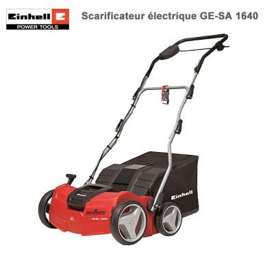 Scarificateur-aérateur électrique GE-SA 1640