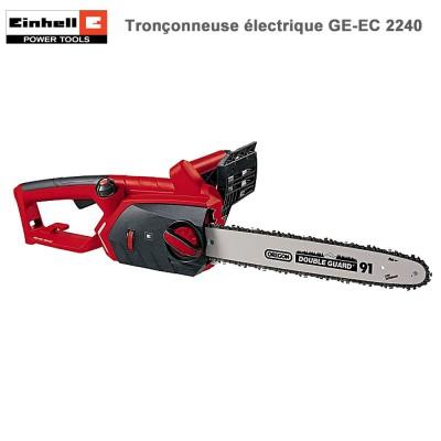 Tronçonneuse électrique GE-EC 2240