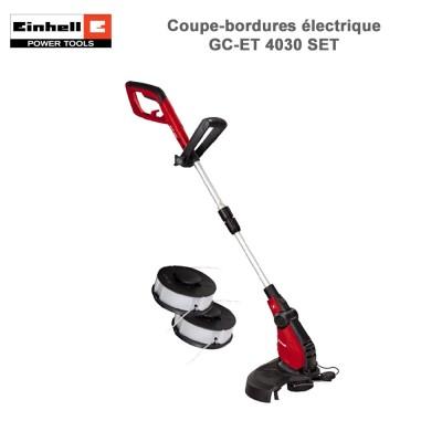 Coupe-bordures électrique GC-ET 4530 Set