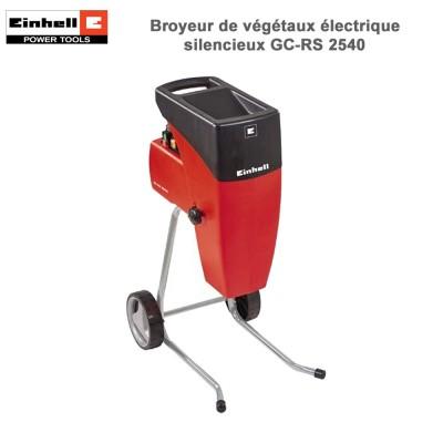 Broyeur électrique silencieux GC-RS 2540