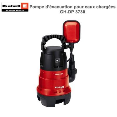 Pompe d'évacuation eaux chargées GH-DP 3730