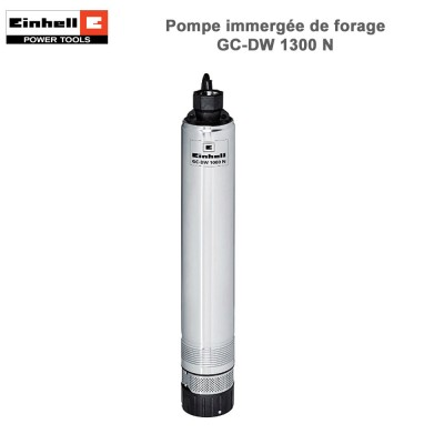Pompe de forage GC-DW 1000 N