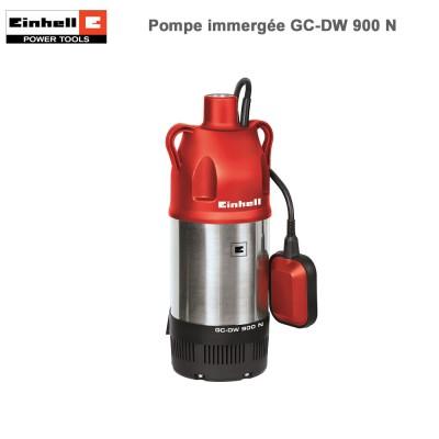 Pompe immergée eaux claires GC-DW 900 N