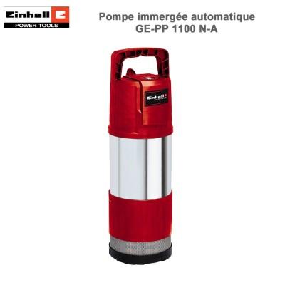 Pompe d'arrosage immergée automatique GE-PP 1100 N-A