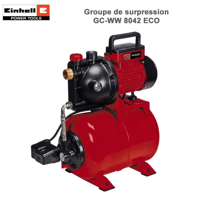 Pompe de Surpression GC-WW 8042 ECO
