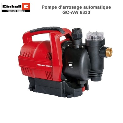 Pompe de surface GC-AW 6333