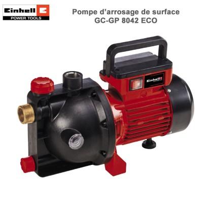 Pompe d'arrosage de surface GC-GP 8042 ECO