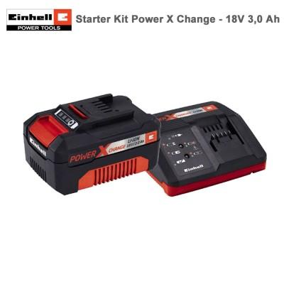 Kit chargeur -batterie PXC 18V 4,0Ah PXC Starter Kit
