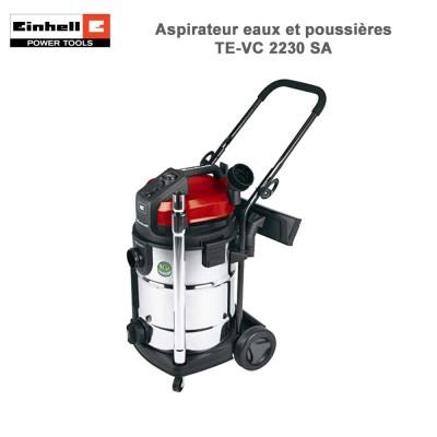 Aspirateur eau et poussière TE-VC 2230 SA