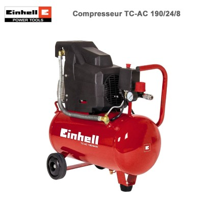 Compresseur TC-AC 190/24/8