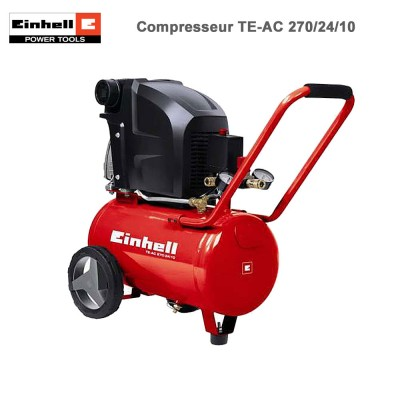 Compresseur TE-AC 270/24/10
