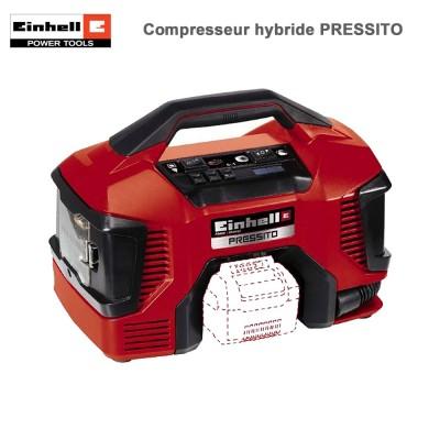 Compresseur Hybrid Pressito