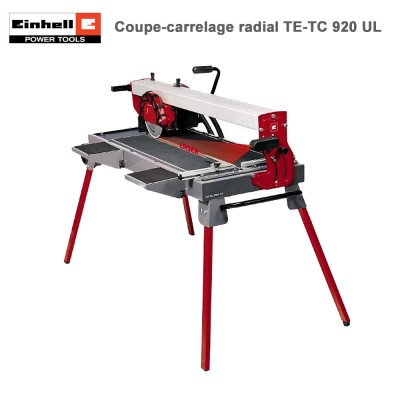 Coupe-carrelages radial TE-TC 920 UL