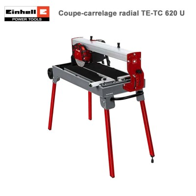 Coupe-carrelages radial TE-TC 620 U