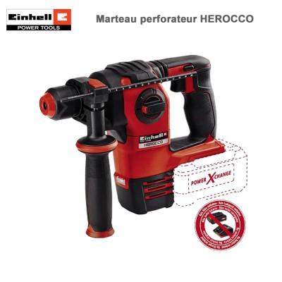 Marteau-perforateur sans fil Herocco solo