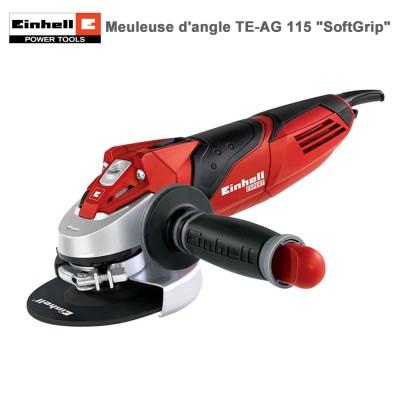 Meuleuse d'angle TE-AG 115