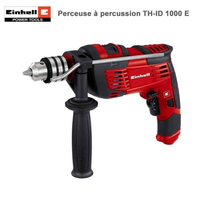 Perceuse à percussion TH-ID 1000 E