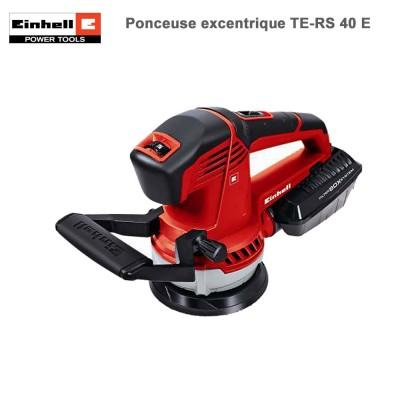 Ponceuse excentrique TE-RS 40 E