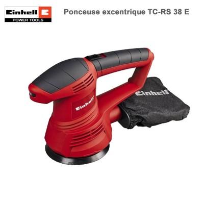 Ponceuse excentrique TC-RS 38 E
