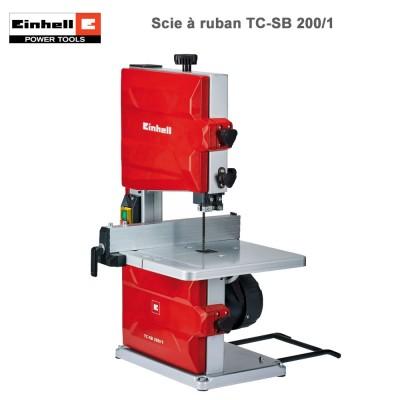 Scie à ruban TC-SB 200/1