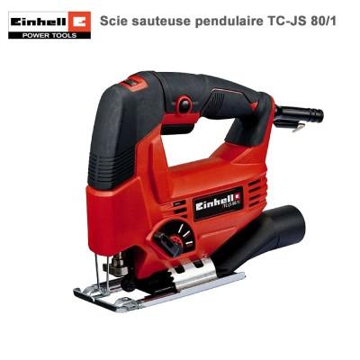 Scie sauteuse pendulaire TC-JS 80/1 - 550 W