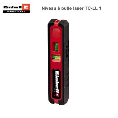 Niveau à bulle laser TC-LL 1