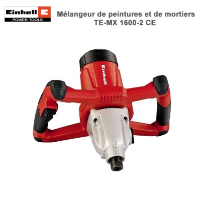 Mélangeur de peinture et de mortier TE-MX 1600-2 CE