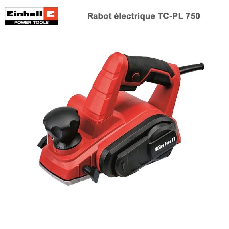 Rabot électrique TC-PL 750