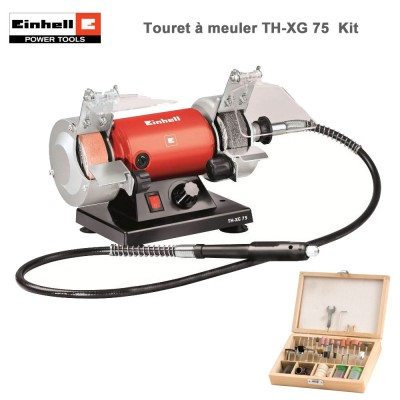 Touret à meuler TH-XG 75 Kit