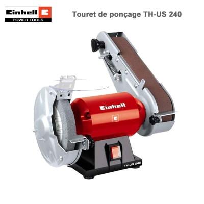 Ponceuse d'atelier à bande et à disque TH-US 240