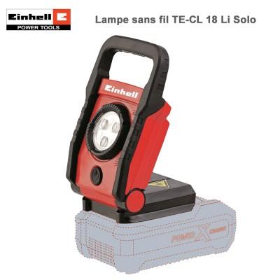 Lampe sur batterie TE-CL 18 Li Solo