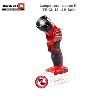 Lampe torche sans fil TE-CL 18 Li H-Solo